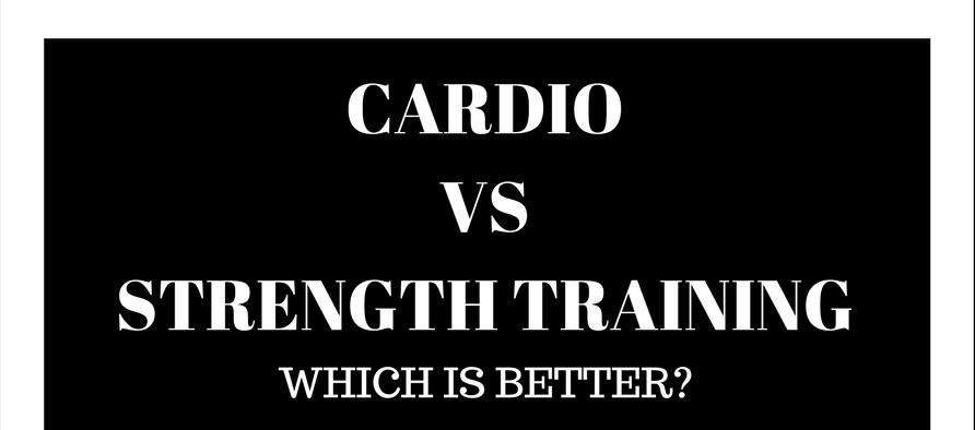 cardio vs strength